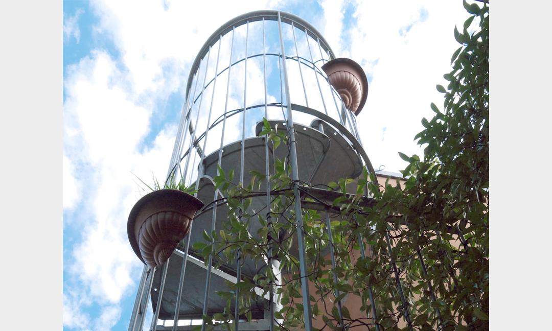2000 - Ampliamento villa in Via Ca' Risorta  a Rettorgole (VI)